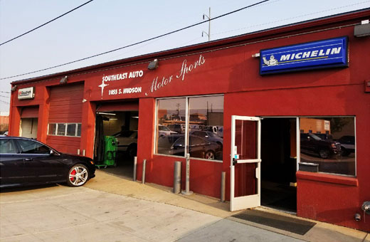 Southeast Auto Services Shop
